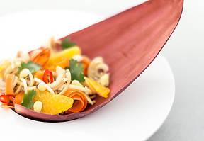 Aus Bananenblüte und Orangen einen exotischen und fruchtigen Salat zubereiten ist nicht schwer. Wir zeigen, wie es geht und worauf man achten muss.