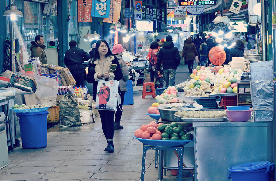 Zwischenstopps nerven. Der Macher des Incheon Airports sorgen für Abhilfe. In einer organisierten Transit-Tour erleben wir ein paar Stunden Südkorea.